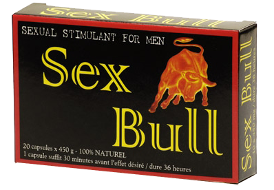 Aphrodisiaque Sex Bull
